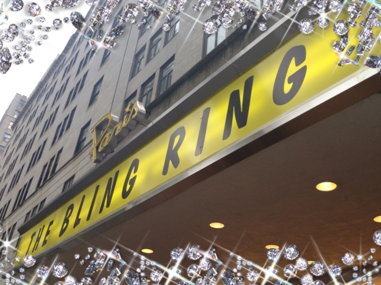 The Bling Ring NYC Premiere Paris Theater