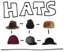 hats | lindsaysuejohnson.com